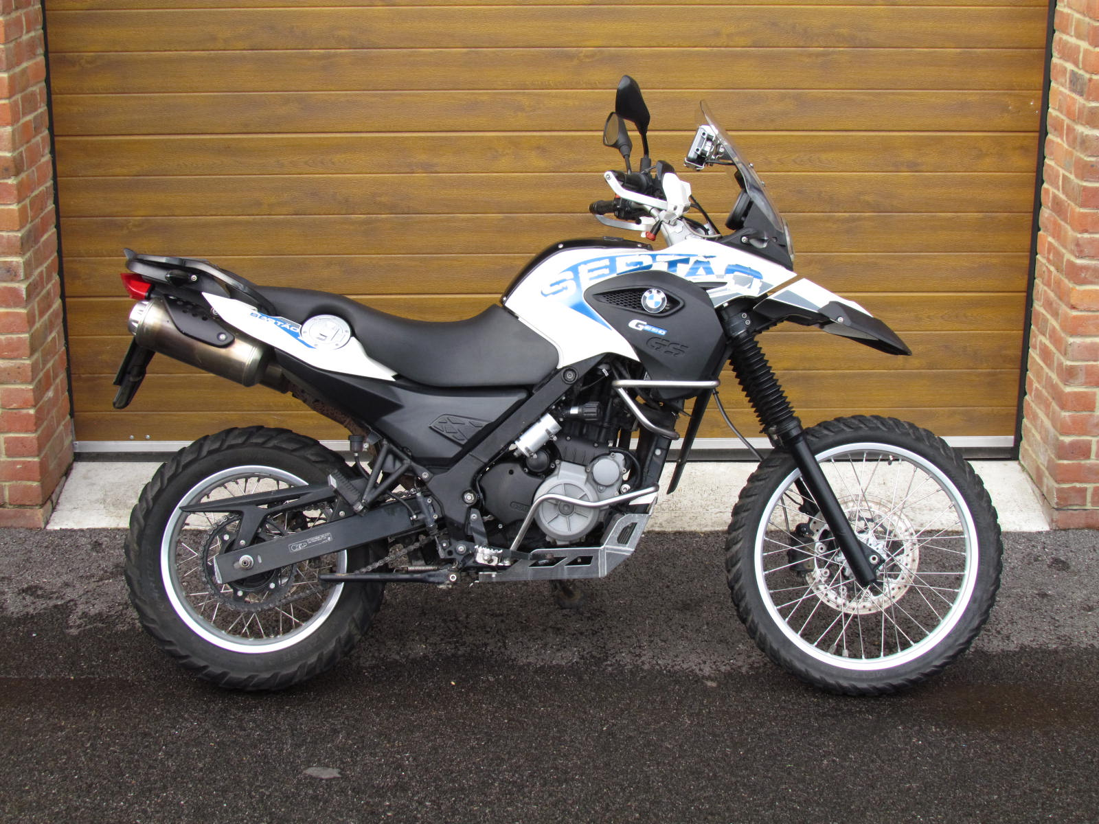 Bmw G650gs Sertao Greywood Motorcycle Sales